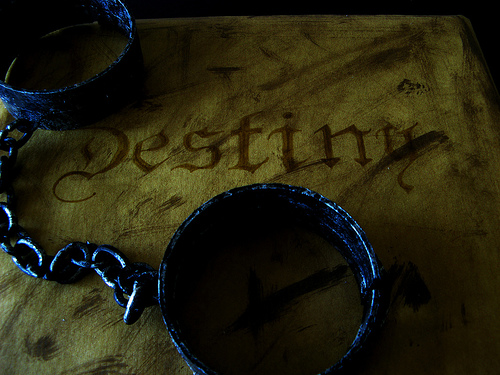 Is There Such A Thing As Destiny Are We In Bondage To Master Plan